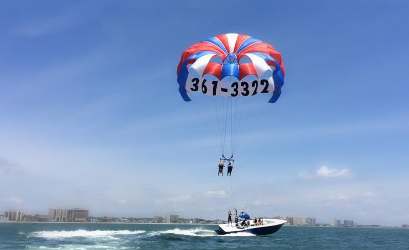 Welcome To New Wave Watersports Parasailing Myrtle